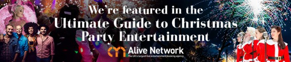 Alive Network's Christmas Corporate Brochure